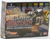 Lifecolor CS35 The Battle of Britain - Royal Air Force Colours - reduced